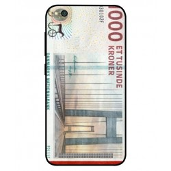 1000 Danish Kroner Note Cover For Xiaomi Redmi 5a