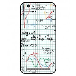Durable Mathematics Cover For Xiaomi Redmi 5a