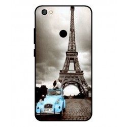 Coque De Protection Paris Pour Xiaomi Redmi Y1
