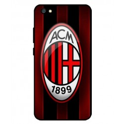 Durable AC Milan Cover For Xiaomi Redmi Y1 Lite