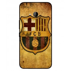 Durable FC Barcelona Cover For HTC U11 Life