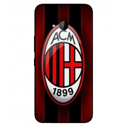 Durable AC Milan Cover For HTC U11 Life