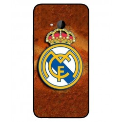 Durable Real Madrid Cover For HTC U11 Life