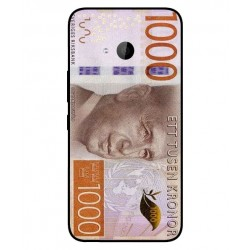 Durable 1000Kr Sweden Note Cover For HTC U11 Life