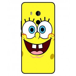 SpongeBob Cover Per HTC U11 Plus