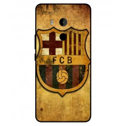 FC Barcellona Cover Per HTC U11 Plus