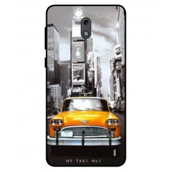 Durable New York Cover For Nokia 2
