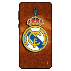 Durable Real Madrid Cover For Nokia 2