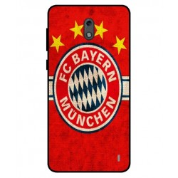 Durable Bayern De Munich Cover For Nokia 2