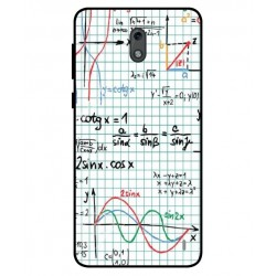 Durable Mathematics Cover For Nokia 2