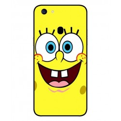 Durable SpongeBob Cover For Oppo F5