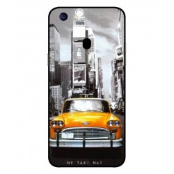Coque De Protection New York Pour Oppo F5