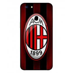 Durable AC Milan Cover For Oppo F5