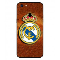 Durable Real Madrid Cover For Oppo F5
