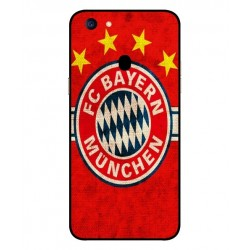 Durable Bayern De Munich Cover For Oppo F5
