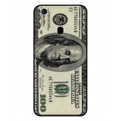 Durable 100 Dollar Note Cover For Oppo F5