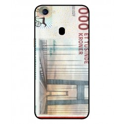 1000 Danish Kroner Note Cover For Oppo F5