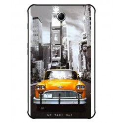 Durable New York Cover For Samsung Galaxy Tab 4 Active