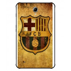 Durable FC Barcelona Cover For Samsung Galaxy Tab 4 Active
