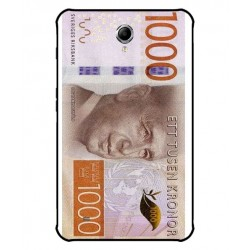 Durable 1000Kr Sweden Note Cover For Samsung Galaxy Tab 4 Active