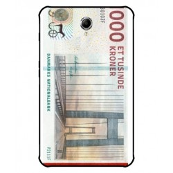 1000 Danish Kroner Note Cover For Samsung Galaxy Tab 4 Active