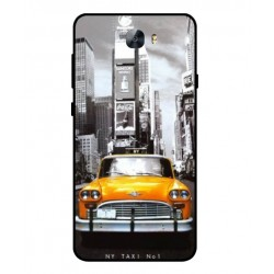 Coque De Protection New York Pour Huawei Y6II Compact