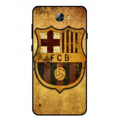 Coque De Protection FC Barcelone Pour Huawei Y6II Compact