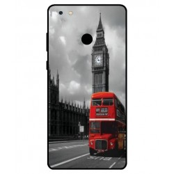 Durable London Cover For Gionee M7 Power