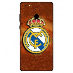 Durable Real Madrid Cover For Gionee M7 Power