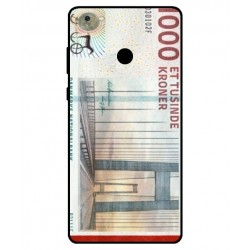 1000 Danish Kroner Note Cover For Gionee M7 Power