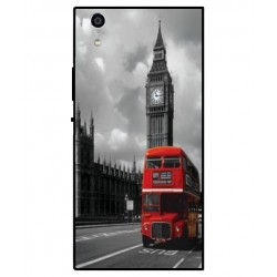 Durable London Cover For Sony Xperia R1 Plus