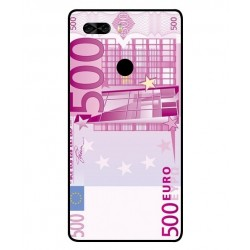 Durable 500 Euro Note Cover For Archos Diamond Omega