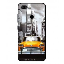 Coque De Protection New York Pour Asus Zenfone Max Plus M1