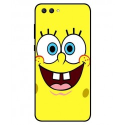 SvampeBob Cover Til Huawei Honor View 10