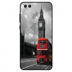 London Cover Til Huawei Honor View 10