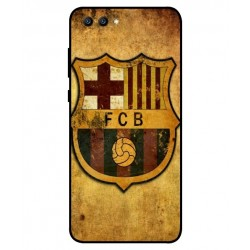 Durable FC Barcelona Cover For Huawei Honor View 10
