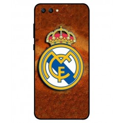 Real Madrid Cover Til Huawei Honor View 10