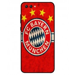 Coque De Protection Bayern De Munich Pour Huawei Honor View 10