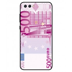 Coque De Protection Billet de 500 Euro Pour Huawei Honor View 10
