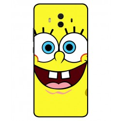 Durable SpongeBob Cover For Huawei Mate 10