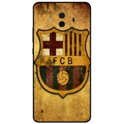 Durable FC Barcelona Cover For Huawei Mate 10