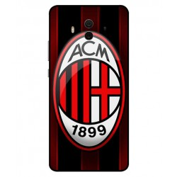 Durable AC Milan Cover For Huawei Mate 10