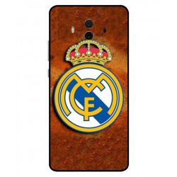 Durable Real Madrid Cover For Huawei Mate 10