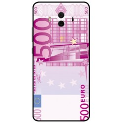Durable 500 Euro Note Cover For Huawei Mate 10