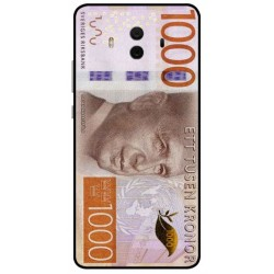 Durable 1000Kr Sweden Note Cover For Huawei Mate 10