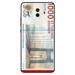 1000 Danish Kroner Note Cover For Huawei Mate 10