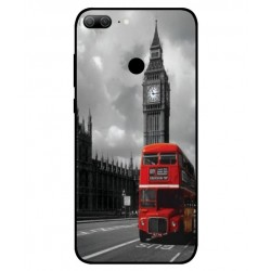 London Cover Til Huawei Honor 9 Lite