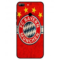 Coque De Protection Bayern De Munich Pour Huawei Honor 9 Lite