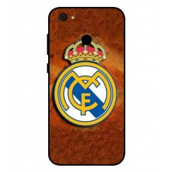 Durable Real Madrid Cover For ZTE Blade A6