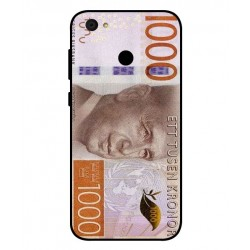 Durable 1000Kr Sweden Note Cover For ZTE Blade A6